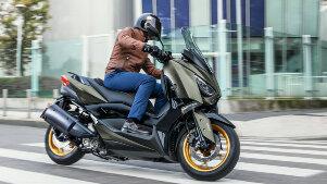Update für Yamaha XMAX 125 und XMAX 300