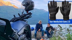 iXS Tour Hanschuh Gara 2.0: Vielseitiger Allrounder