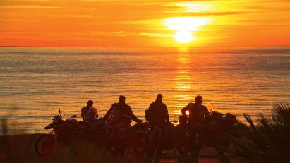 M&R Ratgeber - Reisen mit dem Motorrad