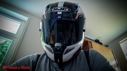 Ich bin ein Motorrad-Nerd