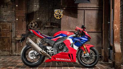 Honda Supersportler CBR1000RR-R Fireblade SP gewinnt Red Dot Award