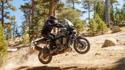 Harley-Davidson Pan America 1250 - wieviel Abenteuer darf es sein?
