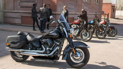 Einen Tag mit fünf Harleys gewinnen – bei der Harley-Davidson Summertour