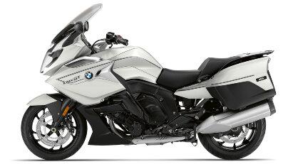 BMW K 1600 GT: 2021 mit schwarzem Rahmen und Motor
