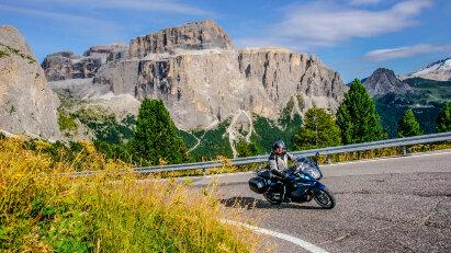 Dolomiten - Zweifacher Tourenspaß