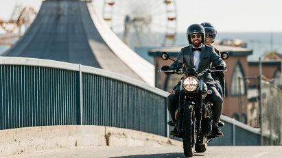 TRIUMPH und der Distinguished Gentlemans Ride 2020