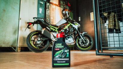 MOTUL neuer offizieller Schmierstoffpartner für Kawasaki in Deutschland