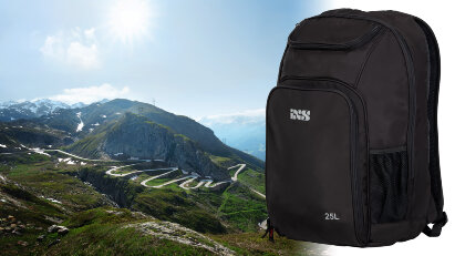 iXS Rucksack Travel - Pack and Go