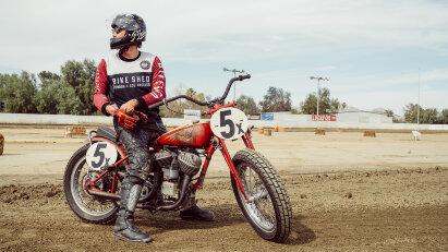 Indian Motorcycle & Bike Shed Motorcycle Club präsentieren Bekleidungskollektion