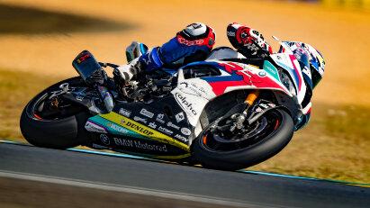 24-Stunden-Motorradrennen in Le Mans - BMW ist bereit
