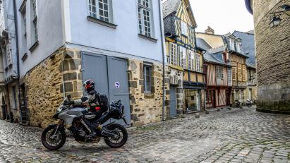 Rennes Motorrad