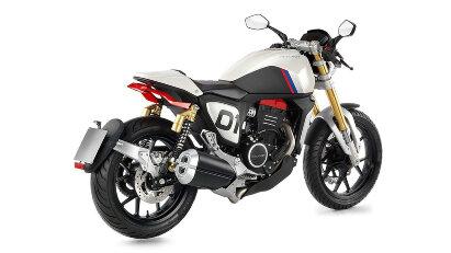 Motorräder von Peugeot - P2X mit 125, 300 und 500 Kubik