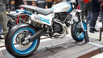 Ducati Scrambler Motard