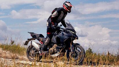 Multistrada V4 – Ducati entwickelt neuen Vierzylinder