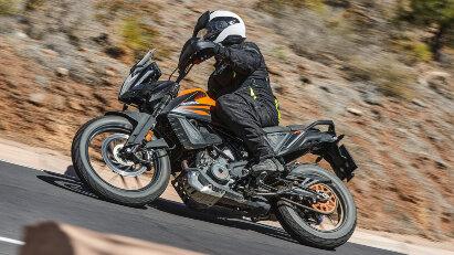 Test: Motorradstiefel Bering X-Tourer