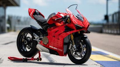 Ducati-Werksbesichtigungen und Online-Museumsbesuche