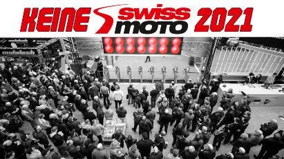 Die Messe SWISS-MOTO setzt 2021 aus