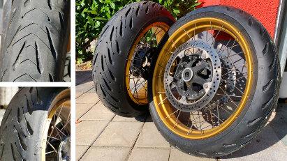 Reifentest: Michelin Road 5 Trail