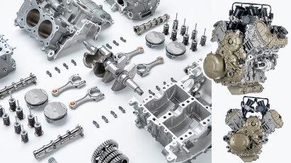 Ducati V4 Granturismo: Der Motor für die nächste Ducati Multistrada Generation