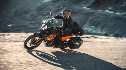 Fahrbericht KTM  890 Adventure 2021 - höher, schneller, weiter?