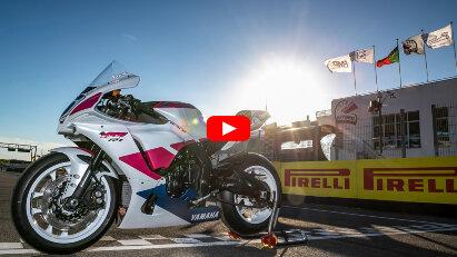 Yamaha versteigert R1 Replica zu Ehren von Fabrizio Pirovano