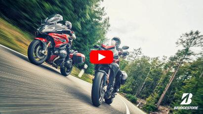 Bridgestone Battlax T32 und T32GT: neuer Sport-Touring-Reifen