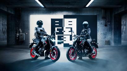 Yamaha MT-07 mit Euro-5-Motor und neuem Design