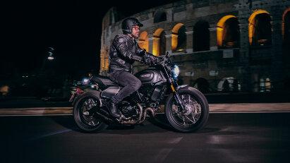 Ducati Scrambler Nightshift und Dark PRO - neue Modelle für 2021