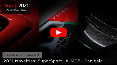 Die neue Ducati Panigale und Supersport