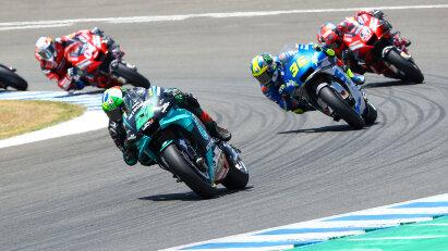 MotoGP: Zeitplan für das letzte Rennen 2020 in Portimao