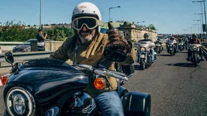 Harley-Davidson plant die Events des Jahres 2021