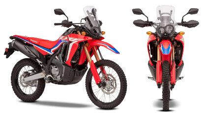 Honda CRF300 Rally - Mehr Hubraum für das Mini-Adventure-Bike
