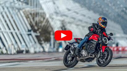 18 Kilo leichter – Die neue Ducati Monster