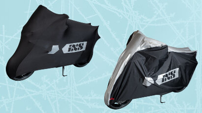iXS Abdeckplanen Outdoor + Indoor