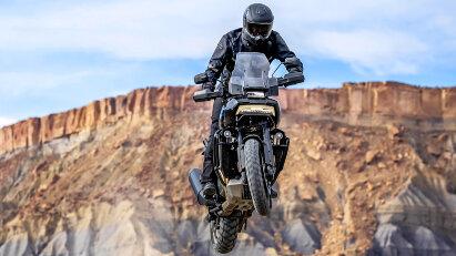 Harley-Davidson: Neuheiten des Modelljahres 2021 am 19. Januar online erleben!
