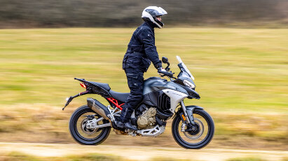 Ducati Multistrada V4: Test und Technik