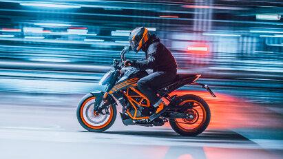 KTM Duke 125: Mit Euro 5 ins Jahr 2021
