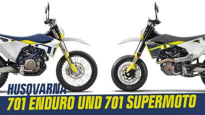 Euro 5 für Husqvarna 701 Enduro und Supermoto