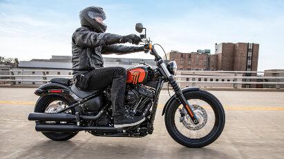 Harley-Davidson Street Bob: 2021 mit mehr Hubraum