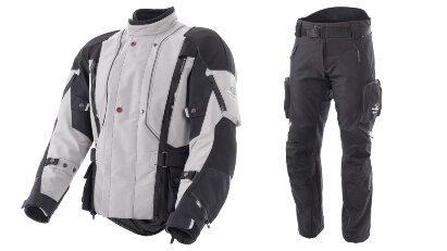 Stadler Treasure Pro & Quest Pro: innovative Motorrad-Textilkombi