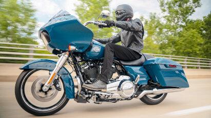 Harley-Davidson Road Glide Special und CVO Road Glide für 2021 überarbeitet