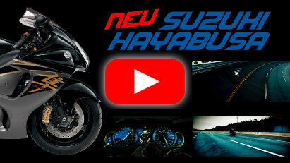 Suzuki bringt die Hayabusa zurück auf Europas Straßen