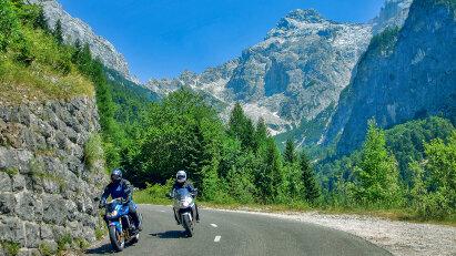 Südostalpen: Unterwegs zwischen Osttirol und Slowenien