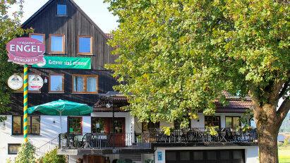 Motorradhotel Landgasthof Engel (Schwarzwald)