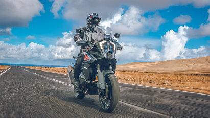 Fahrtest: KTM 1290 Super Adventure S – Die Königin der Reiseenduros