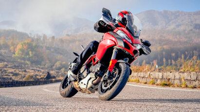 Pirelli Diablo Rosso IV: Sportlicher Motorradreifen geht in die vierte Generation