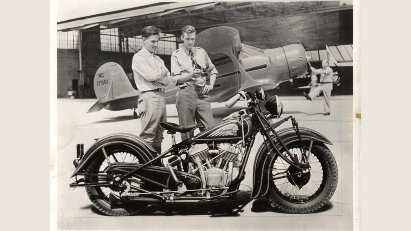 Indian Motorcycle feiert 100 Jahre Chief