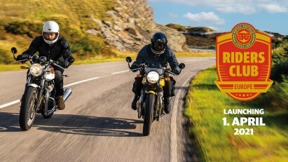Royal Enfield gründet den Riders Club of Europe