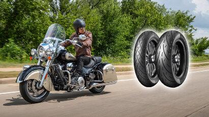 Indian Motorcycle setzt auf Metzeler-Reifen