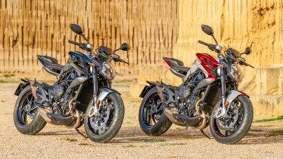 MV Agusta Brutale: Euro 5 und mehr Komfort für das Naked Bike